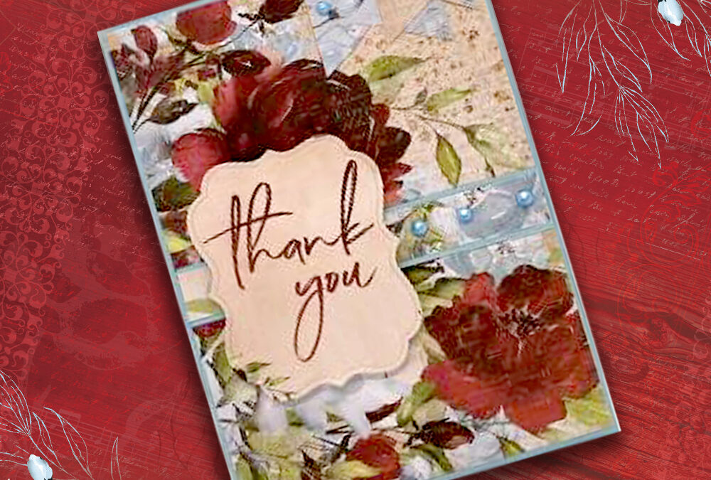 Simple Thank You Card with Cheryl