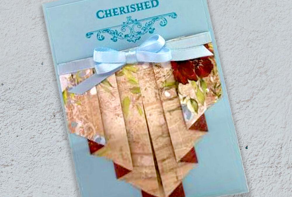 Cherished Card with Cheryl