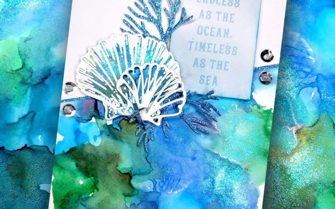 Endless Ocean Card with Kaylee