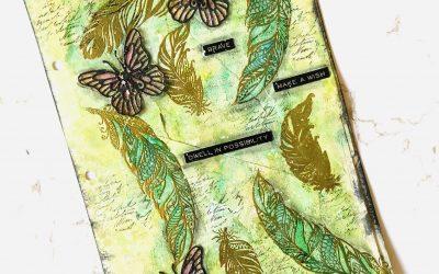 Art Journal with Adriana