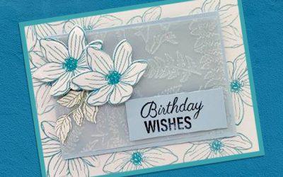 Birthday Wishes Card with Cheryl