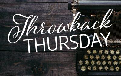Throwback Thursday: Calendar Tabs over the Years